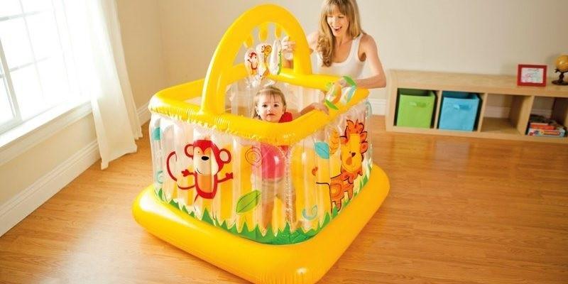 детская площадка для малыша